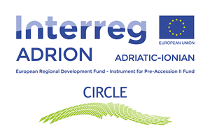 Circular Innovation and Resilient City Labs in the Adrion Region Logo